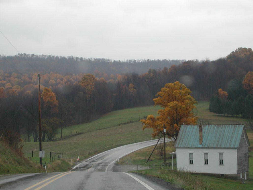 New England Landstraße